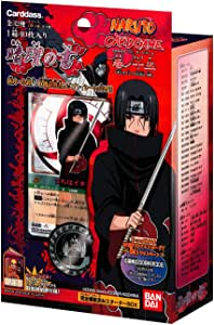 Naruto Card Game Series 15 Uchiha Itachi Starter Deck Pack by Bandai