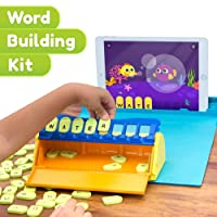Plugo Letters by PlayShifu - Word Building with Stories & Puzzles | 5-10 years Educational...