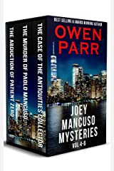 Joey Mancuso Mysteries: Volumes 4 - 6 Kindle Edition