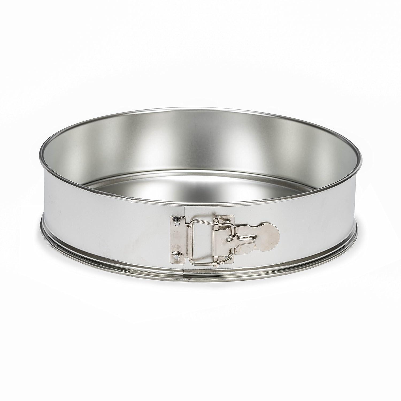 Zenker 6804 Springform mit Flachboden /Ø 28 cm silver