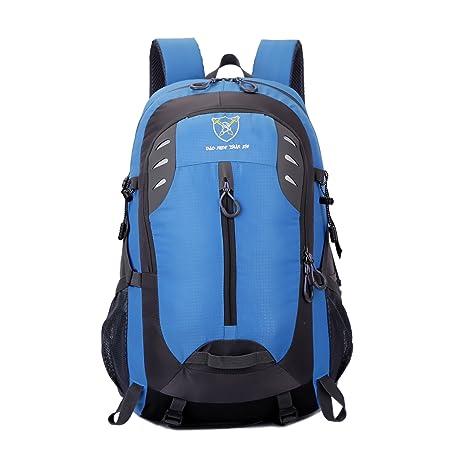 Unisex Zaino Porta Uomo Viaggio Computer A Outdoor Borsa Backpack Per Donna Spalla Litri Sport 40 SwCqf