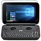 KuGi GPD Win Screen protector,9H Hardness HD clear Tempered Glass Screen Protector for GPD Win smartphone(Clear)