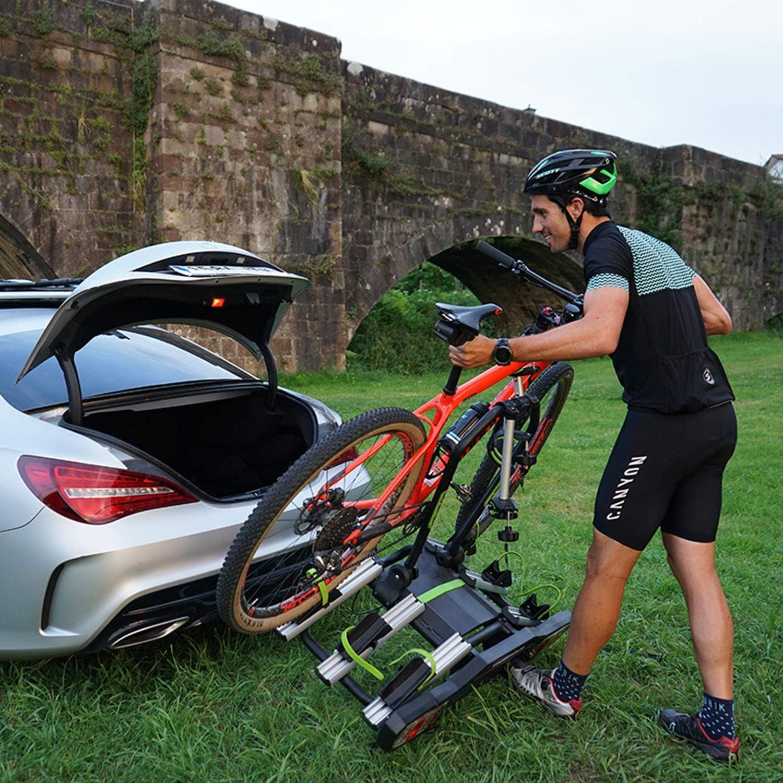 GO BIKER Portabicicletas de Enganche Speed para 3 Bicicletas con ...