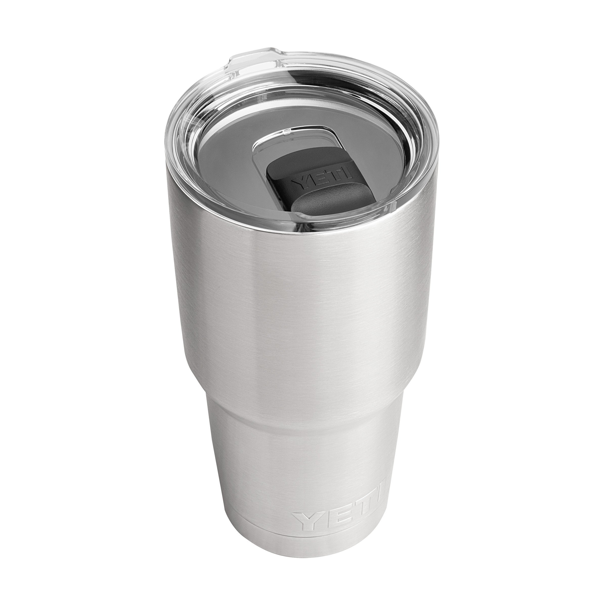 YETI Rambler 30 oz Stainless Steel Vacuum Insulated Tumbler w/ MagSlider Lid, Stainless by YETI