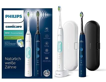 Philips Sonicare hx6851/34 Protect Ive Clean 4500 Cepillo de dientes eléctrico con tecnología de