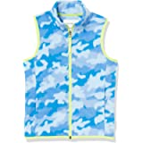 Amazon Essentials Boys' Polar Fleece Vest