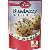 Betty Crocker Muffin Mix, Blueberry, 6.5 oz