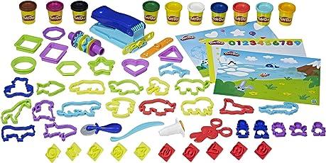 Play Doh Set Diversión Escolar