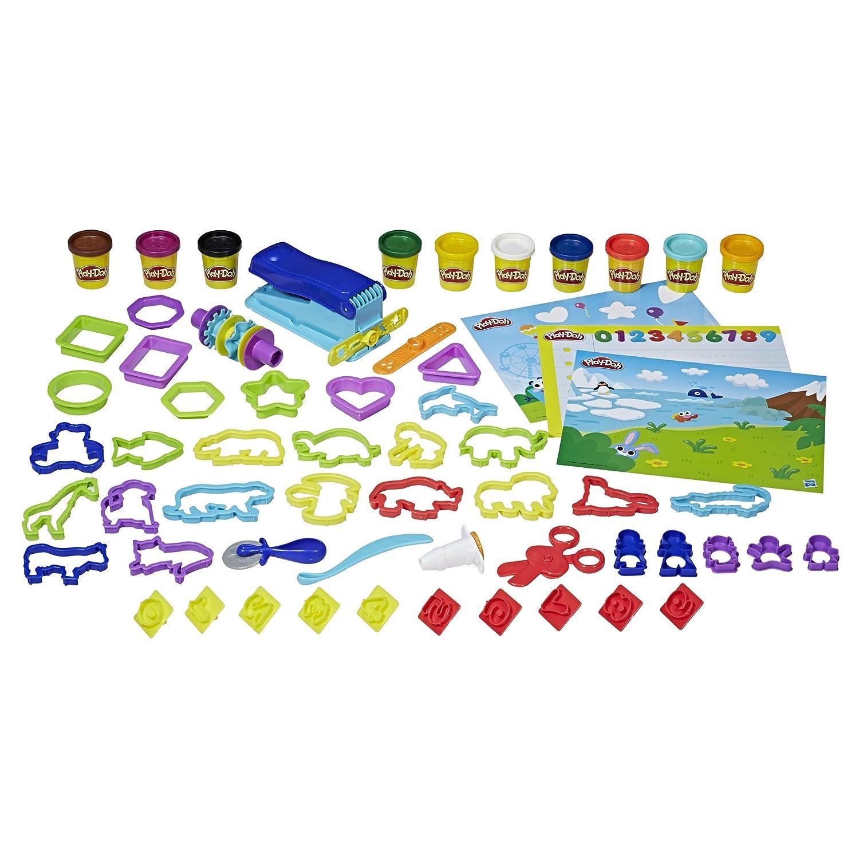 Play-Doh Preschool FUNdamentals Box Hasbro - Import E2544AF1