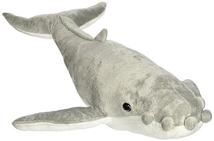 Amazon Com Fiesta Toys Humpback Whale Plush Stuffed Animal Toy By