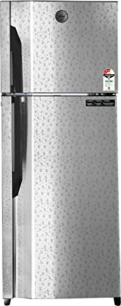 Godrej 331 L 3 Star Frost Free Double Door Refrigerator(R T Eon 331P 3.4 STL VCT, Steel)