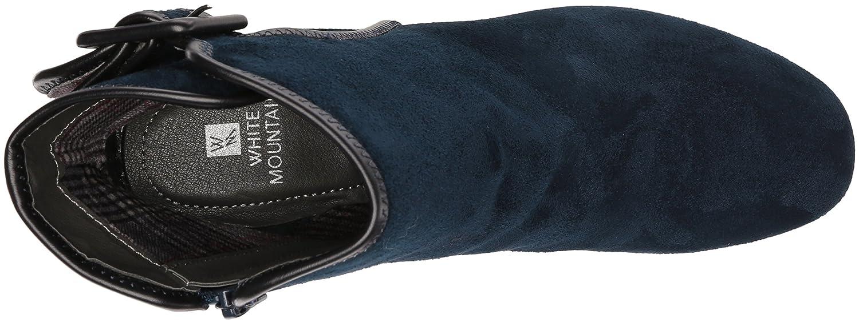WHITE MOUNTAIN Women's 10 Callaway Ankle Bootie B01DOPPUZ2 10 Women's B(M) US Navy c30950