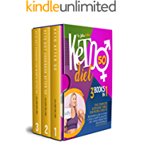 Keto Diet : The Complete Ketogenic Bible for Women Over 50. Beginners Guide to Start Living a Happy & Healthy Life…