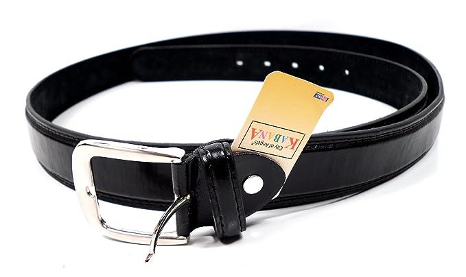 Flevado Xxl Gürtel Schwarz Extra Langer Gürtel Bundweite 140 150 160 Cm übergrößengürtel Mit Dornschließe