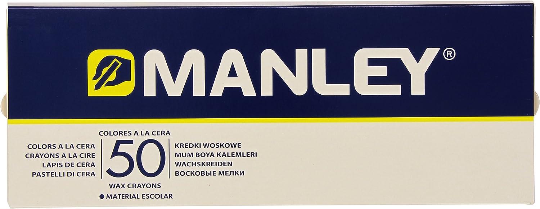 /Etagere 192/Wachsmalstifte 1/St/ück MANLEY mnc00192/