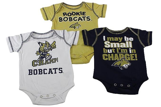 Amazon.com: Outerstuff Montana State Bobcats ropa de bebé ...