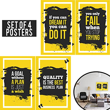 Limited Edition: SUCCESS Set of Four 11X17 - TEAMWORK POSTER ...