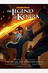 The Legend of Korra: The Art of the Animated Series--Book One: Air (Second Edition) Kindle Edition