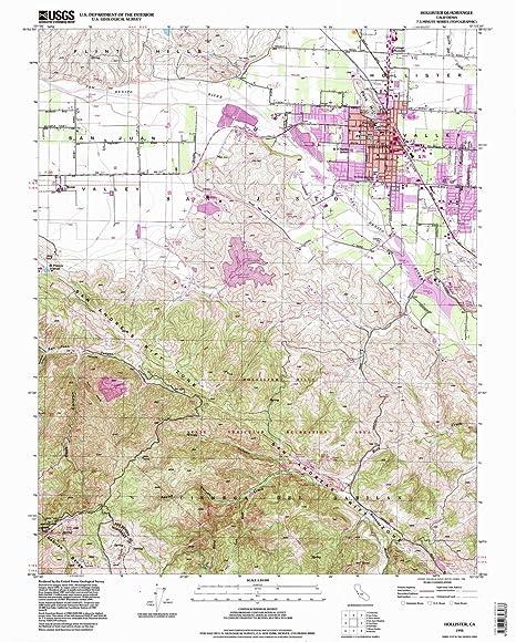 Amazon.com : YellowMaps Hollister CA topo map, 1:24000 Scale ... on petaluma ca map, forest knolls ca map, napa map, rio del mar ca map, ridgemark ca map, hammil valley ca map, hollister co, san lorenzo valley ca map, butte city ca map, industry hills ca map, united states ca map, ontario ca map, oregon house ca map, panoche ca map, hollister logo, blaine county ca map, hollister california, pacheco calif map, san luis obispo county ca map, chattanooga ca map,