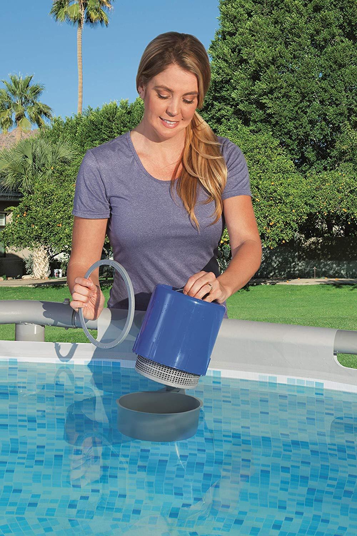 Intex Skimmer Oberflächenskimmer Quick up Easy Set Pool