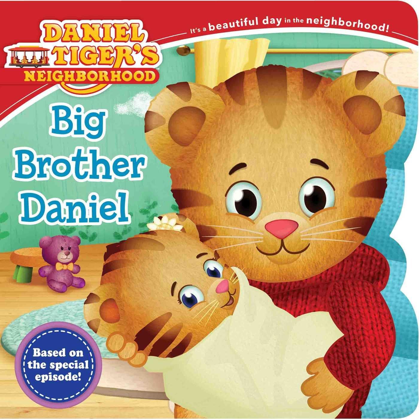 Big Brother Daniel by Angela C. Santomeero