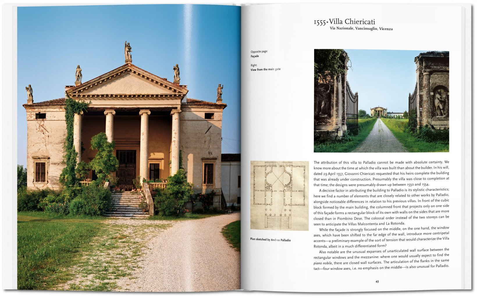 Palladio manfred wundram 9783836550215 amazon books fandeluxe Image collections
