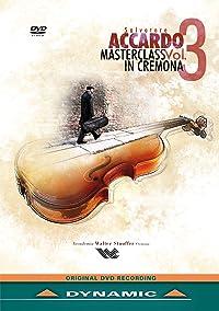 Accardo Masterclass In Cremona – Vol. 3