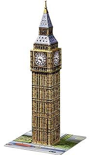 cb5bd39bf Ravensburger Tower Bridge of London, 216pc 3D Jigsaw Puzzle ...
