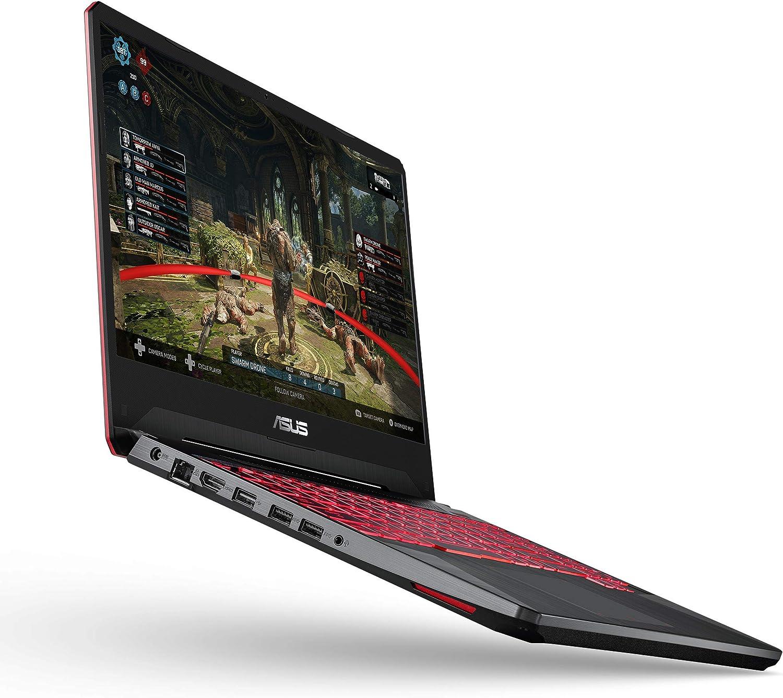 "Asus TUF Gaming Laptop, 15.6"" IPS Full HD, AMD Ryzen 5 3550H Processor, AMD Radeon Rx 560X, Gigabit WiFi (16GB RAM | 256GB NVMe SSD | Windows 10 Pro)"