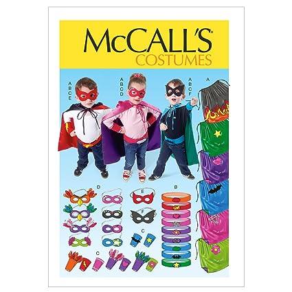 Amazon Mccall Patterns M6626kid Childrenboysgirls Cape