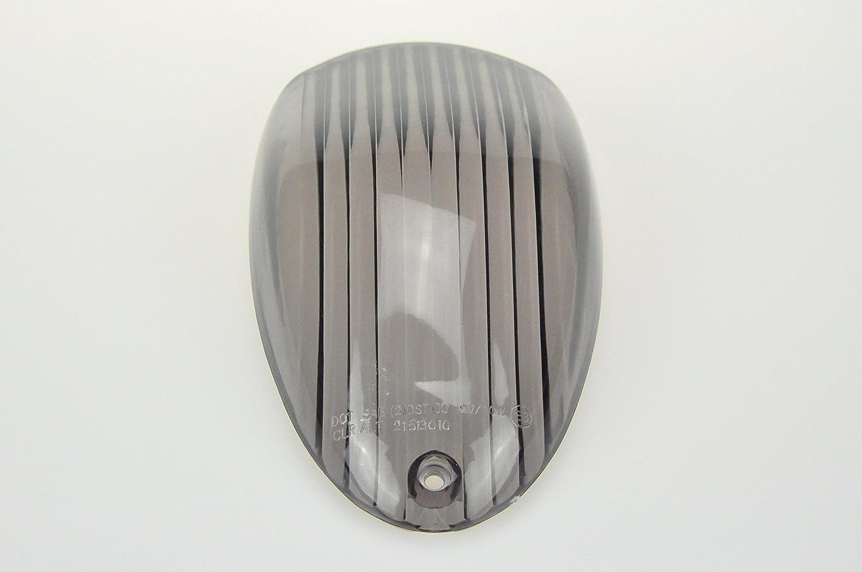 Smoke Motorcycle Taillights Lens, Brake Tail Light Lens for KAWASAKI Meanstreak, Vulcan 900 Classic/LT/Custom Dingdong