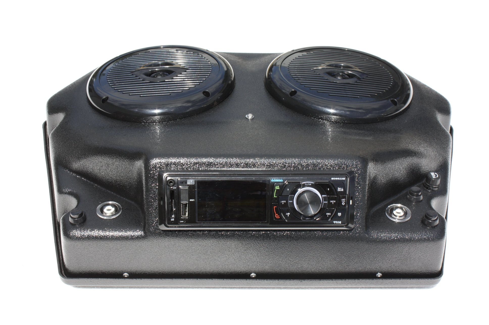 Radio Stereo Console for Polaris RZR 570,800 by Warehouse Hobbies Inc.