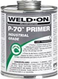 Weld-On 10222 P-70 Clear PVC/CPVC