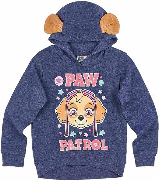 Paw-Patrol Kapuzenpullover Hoodie M/ädchen
