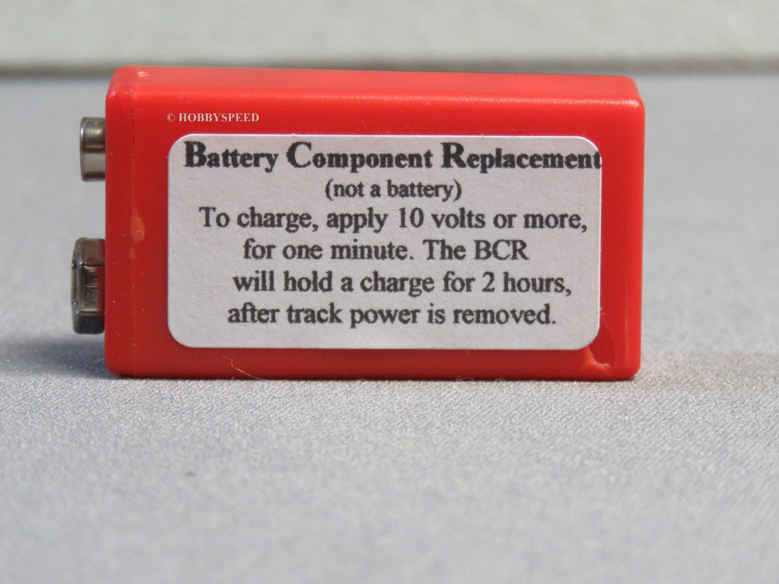 MTH BCR BATTERY COMPONENT REPLACEMENT FOR PS1 PS2 ENGINES W 9 VOLT BATTERIES by BCR (Image #3)