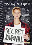 Justin Bieber Secret Journal