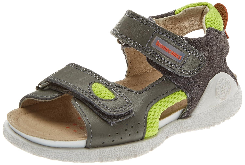0258131c72713 ... Open Toe Sandals. Biomecanics Boys  172178 Open Toe Sandals · Xelay  Boys Leather Brown Fisherman Sports Summer Sandals Size Toddlers Child UK 7  8 9