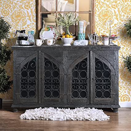 Amazon.com - Dsigne Gallerie Orville Wooden Accent Sideboard ...