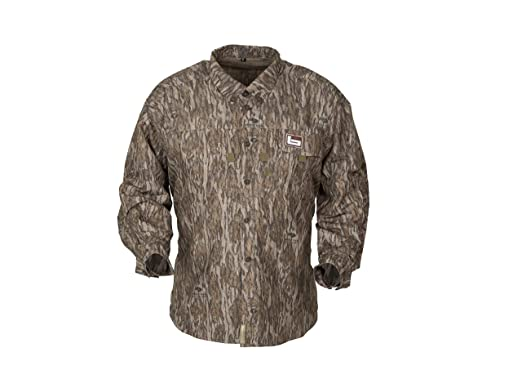 f16d81c8 Amazon.com: Banded Midweight Hunting Shirt: Clothing