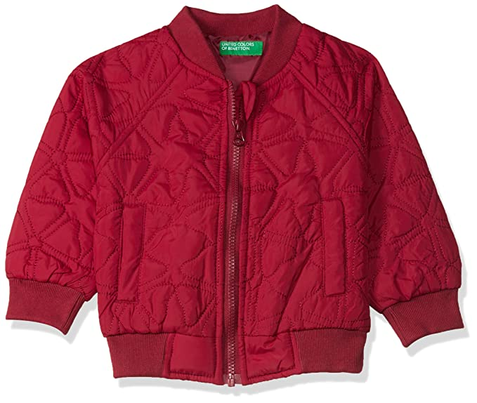 Baby Girls' Quilted Regular Fit Jacket