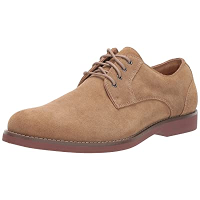 Brand - 206 Collective Men's Suede Oxford: Shoes