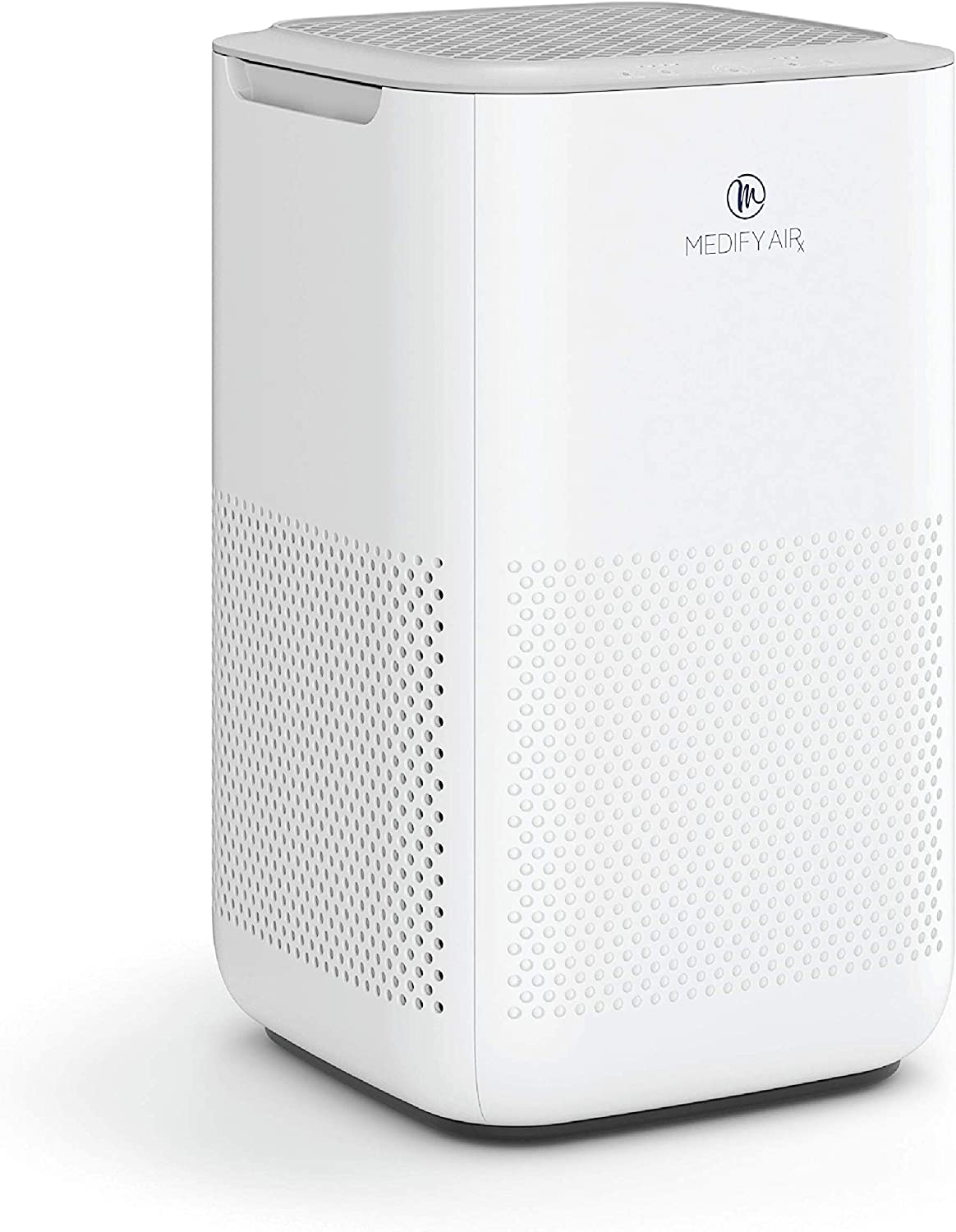 Medify MA-15 Air Purifier with H13 HEPA filter - a higher grade of HEPA | '3-in-1' Filters | 99.9% removal in a Modern Design - White 1Pack…