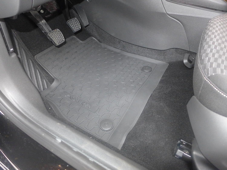Original Opel Astra K Set Tappetini Gomma 4 pezzi 39059613