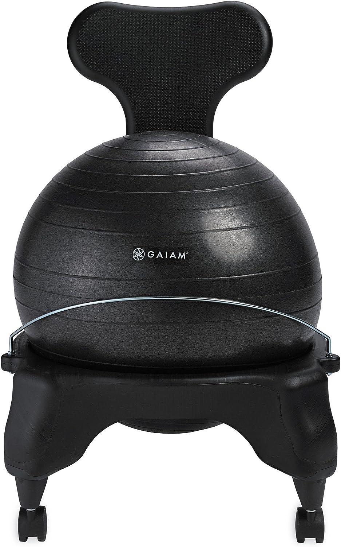 Gaiam Balance Ball Chair Leg Extenders