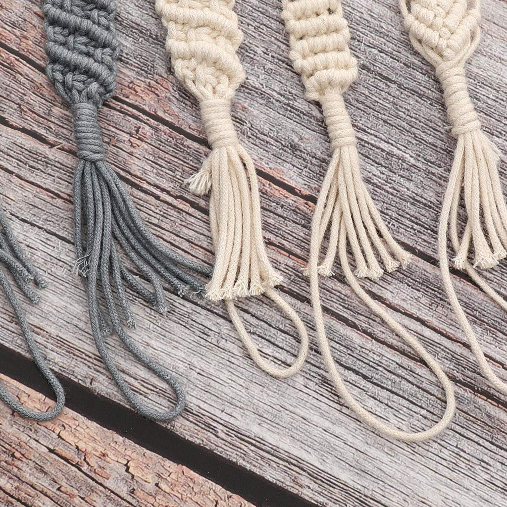 Ncbvixsw 2019 New Vintage Geflochtene Baumwolle Schnullerkette Dummy Clips Baby Schnuller Halter Riemen F/ür Jungen Und M/ädchen Modernes Unisex Design