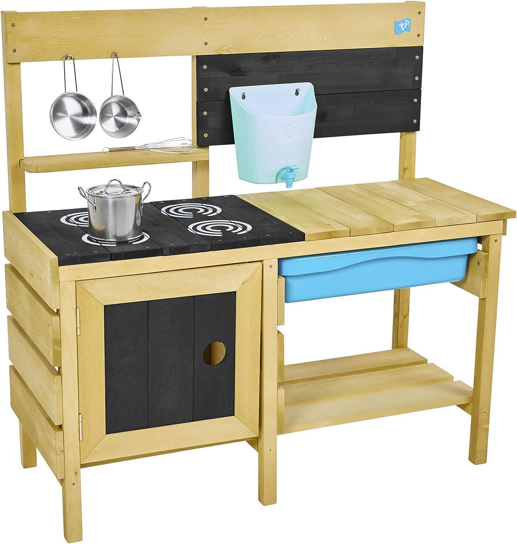 Tp Toys Tp612 Houten Deluxe Modder Keuken Amazon Nl
