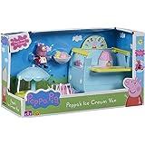 Peppa Pig Ice Cream Van Playset With Accessories
