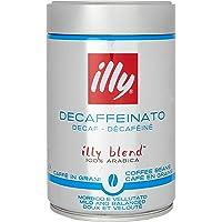 Illy Grani Deca Decaffeinated Espresso Coffee Beans, 250g