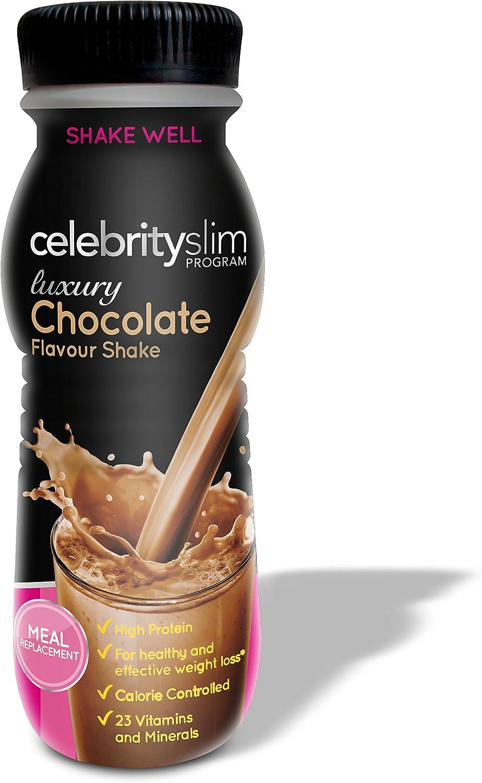 Celebrity Slim Chocolate Ready To Drink Shake Amazon Co Uk Health Personal Care