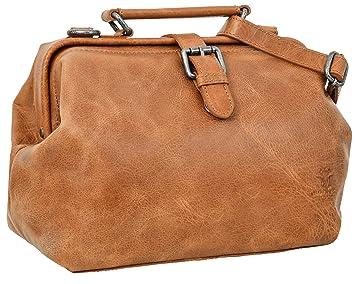 9b285a6191d1 Gusti Leder studio  quot Lillith quot  Genuine Leather Doctors Style  Handbag Ladies Casual Shoulder Satchel